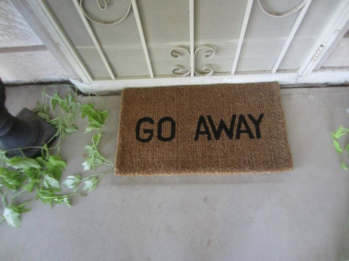 Love My New Front Door Mat!