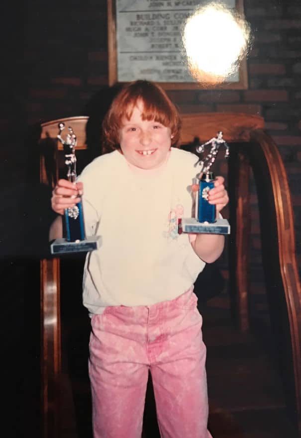My Wife Was Destined For The NBA