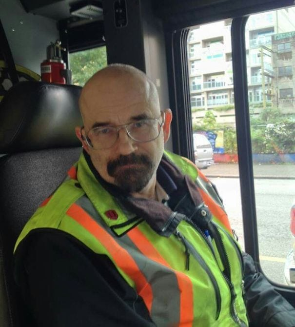 My Bus Driver Looks Almost Exactly Like Walter White From Breaking Bad
