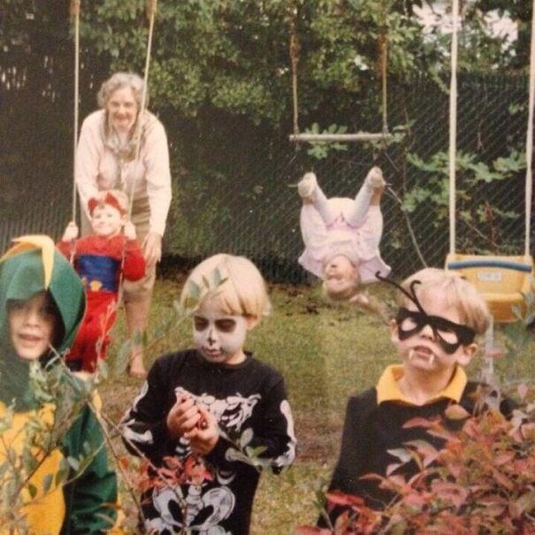 Хэллоуин 1989. Моя сестра собирается иметь действительно плохой день