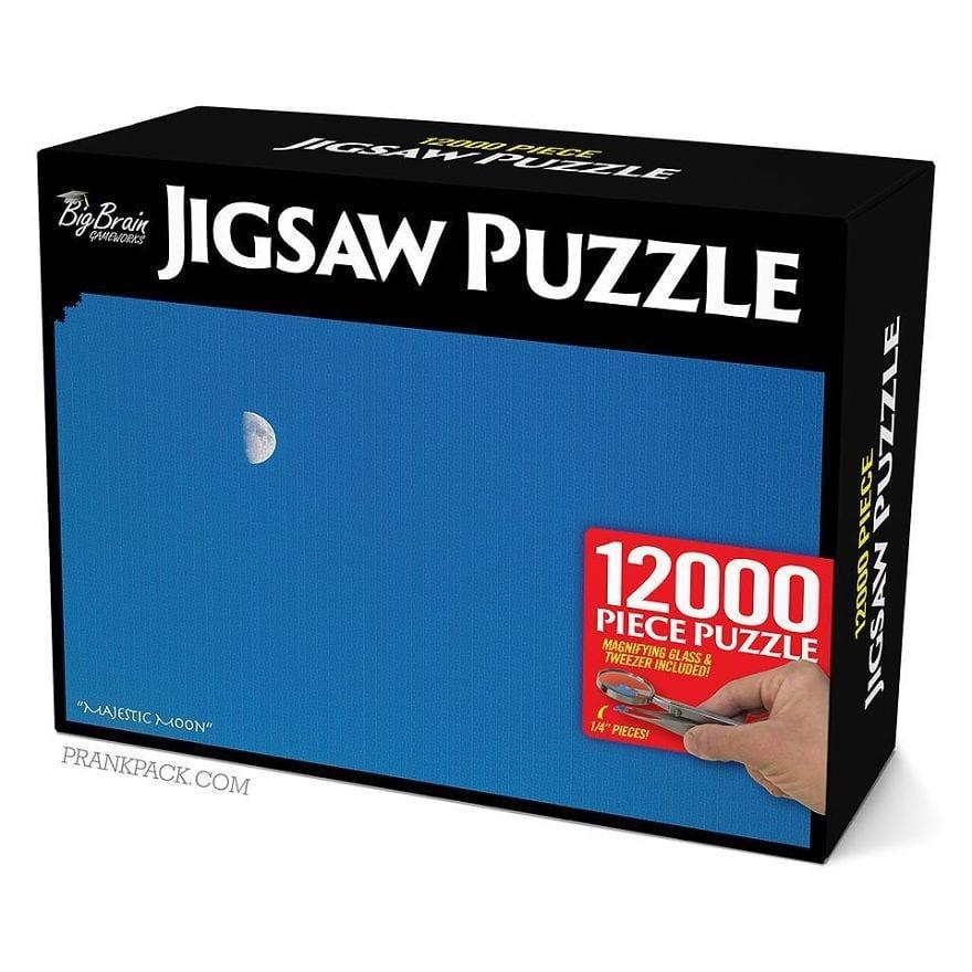 Majestic Moon Puzzle