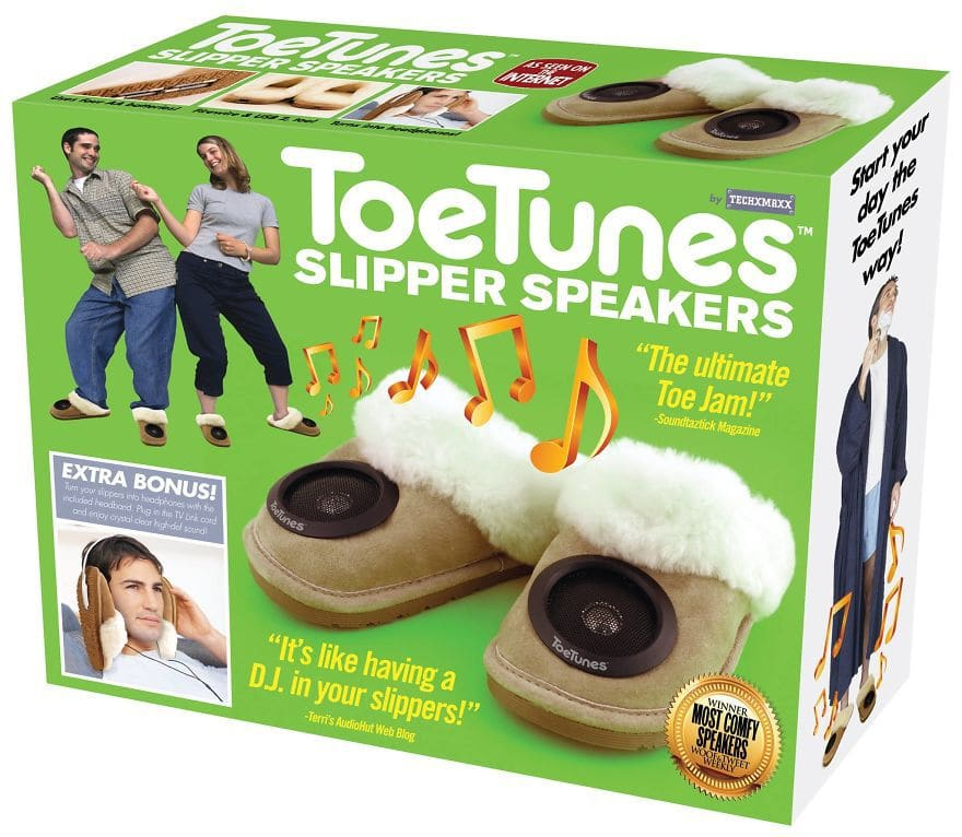 Slipper Speakers