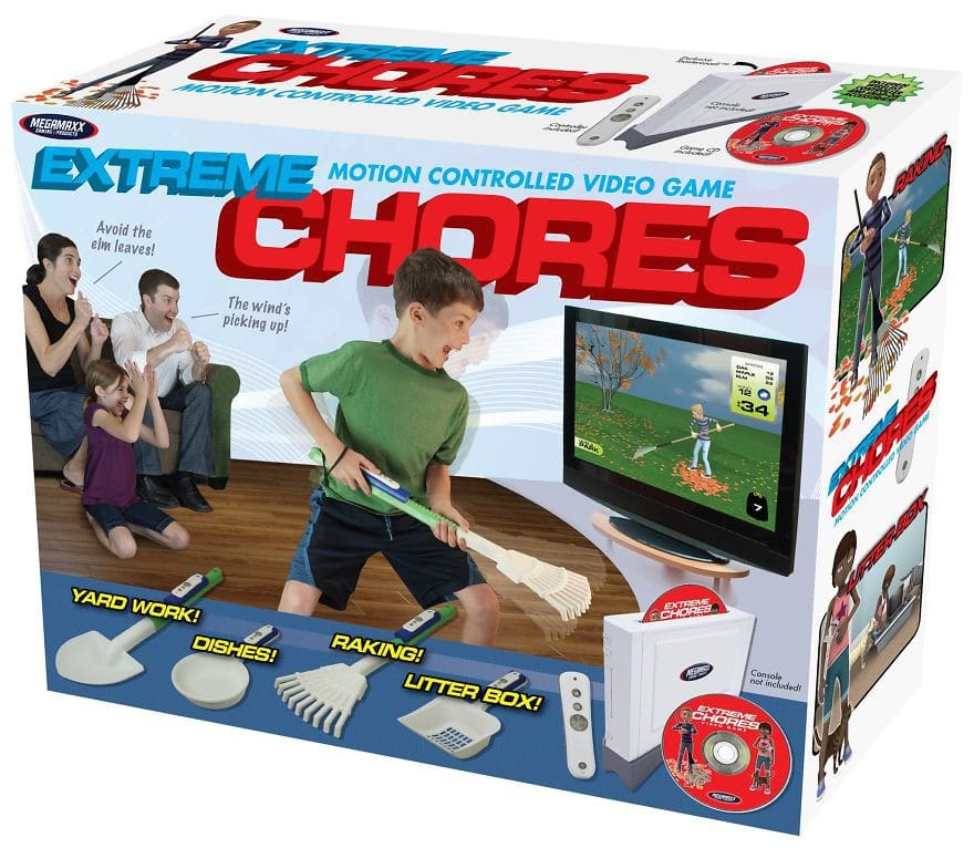 Motion Controlled Video Game