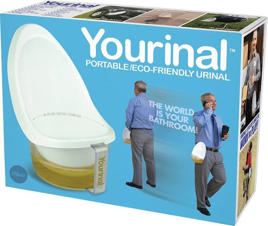 Portable/Eco-Friendly Urinal