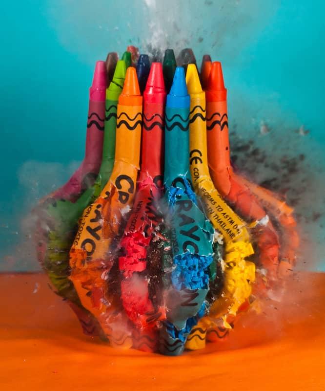 Crayon Corral Redux