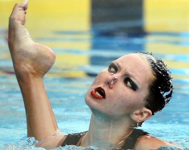 Image result for смешные лица спортсменов нога