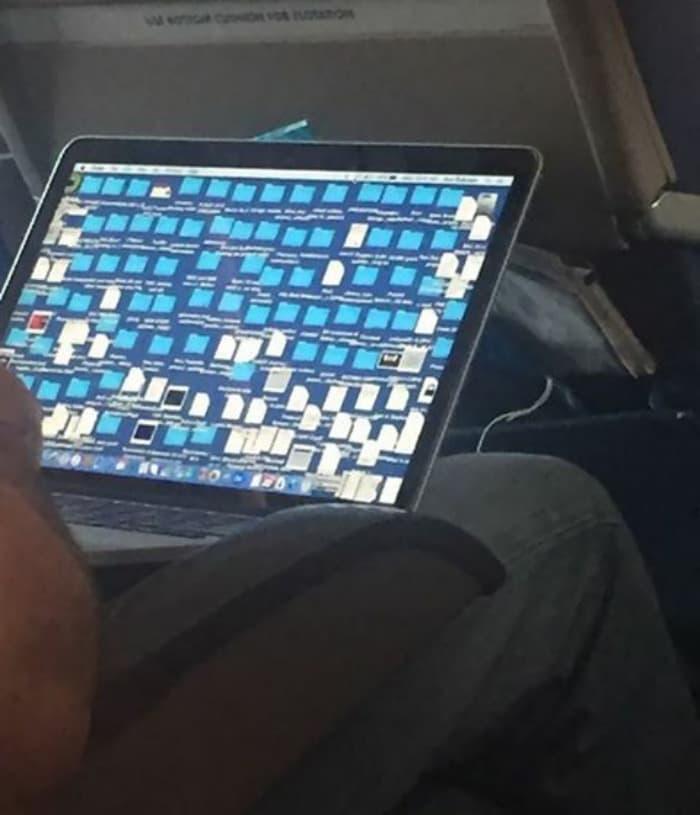 This Desktop Organization