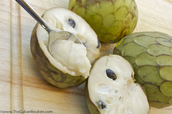 Cherimoya Aka Ice Cream Fruit