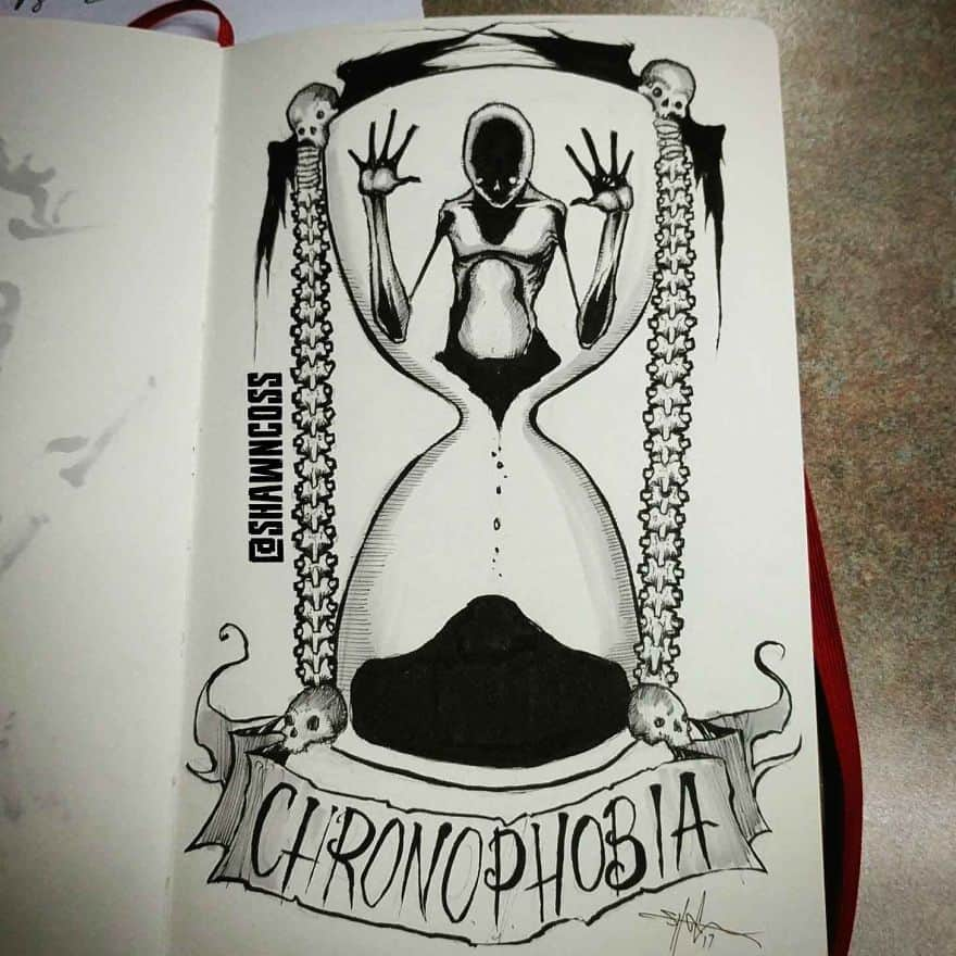 Chronophobia - The Fear Of Time
