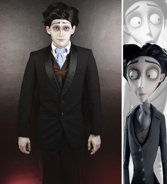 Victor From Corpse Bride