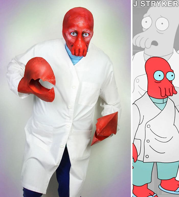 Zoidberg From Futurama