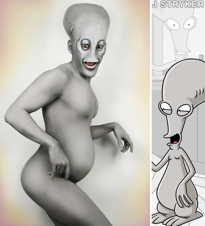 Roger From American Dad