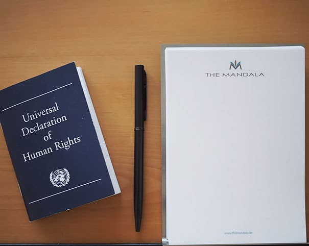 Instead Of A Bible, This German Hotel Leaves A Copy Of The Un