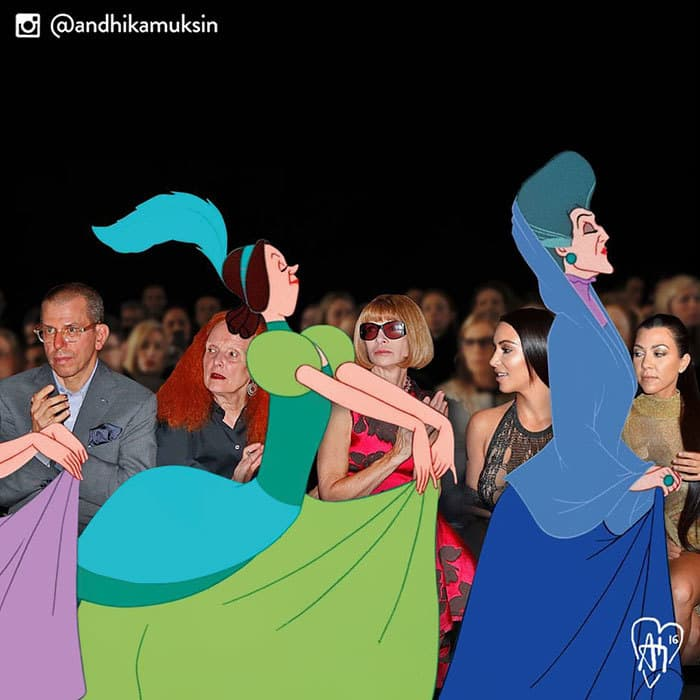 Disney Characters Are Put In Unusual Situations!