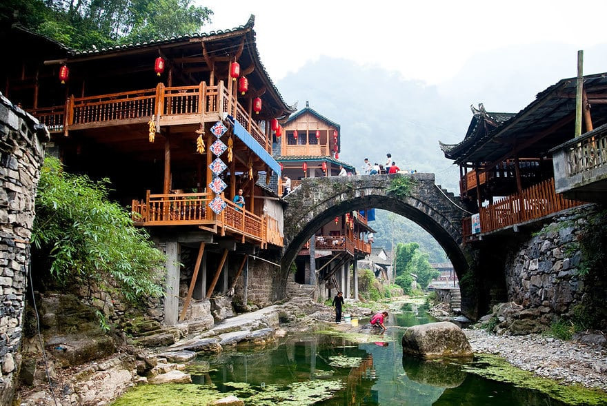 Dehang, Hunan, China