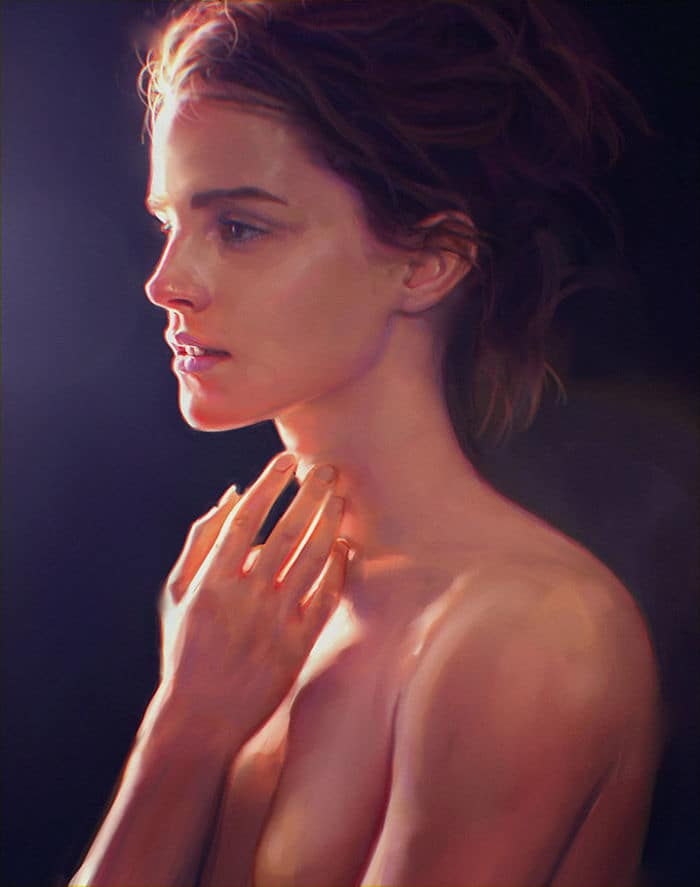 Fantastic Digital Painting By Irakli Nadar