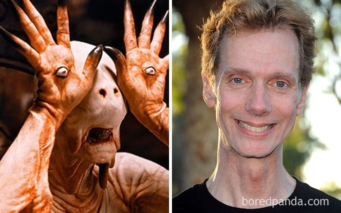 Pale Man - Doug Jones (Pan