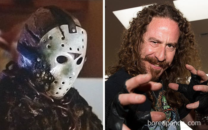 Jason Voorhees - Ari Lehman (friday The 13th, 1980)