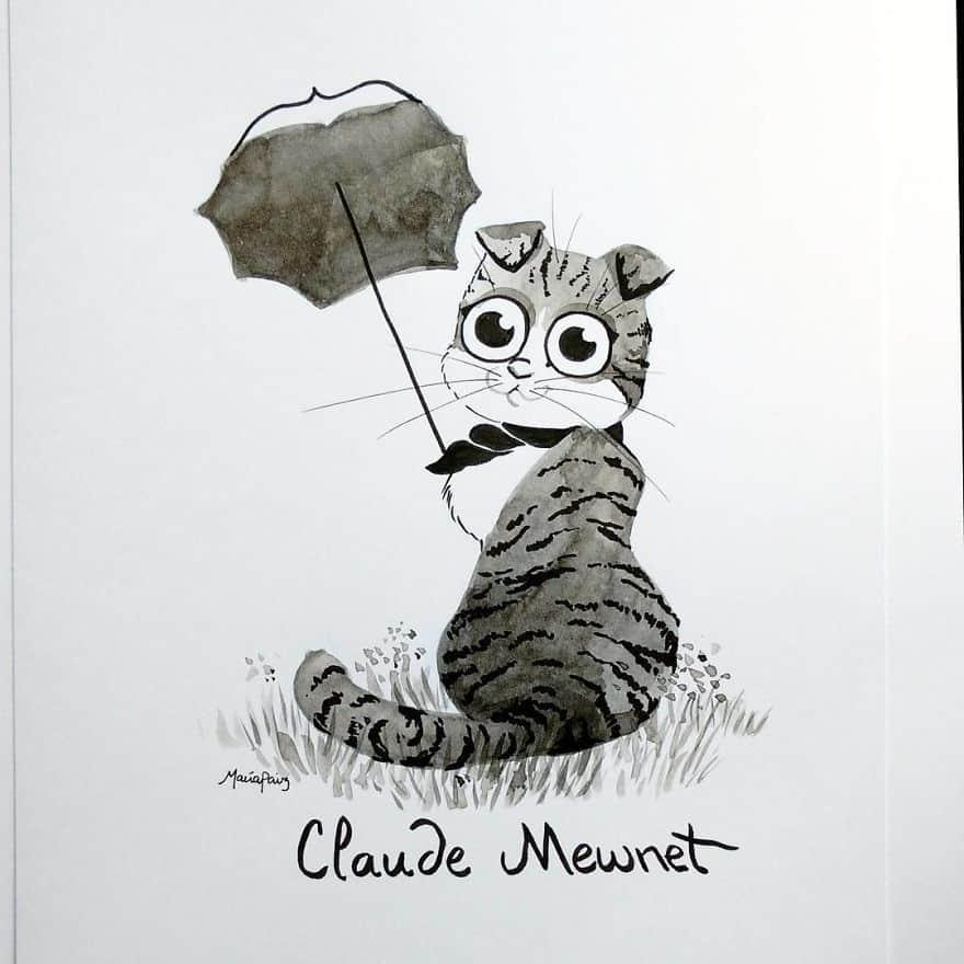 Claude Mewnet
