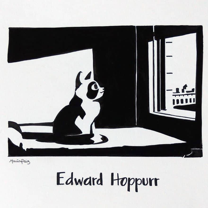 Edward Hopurr