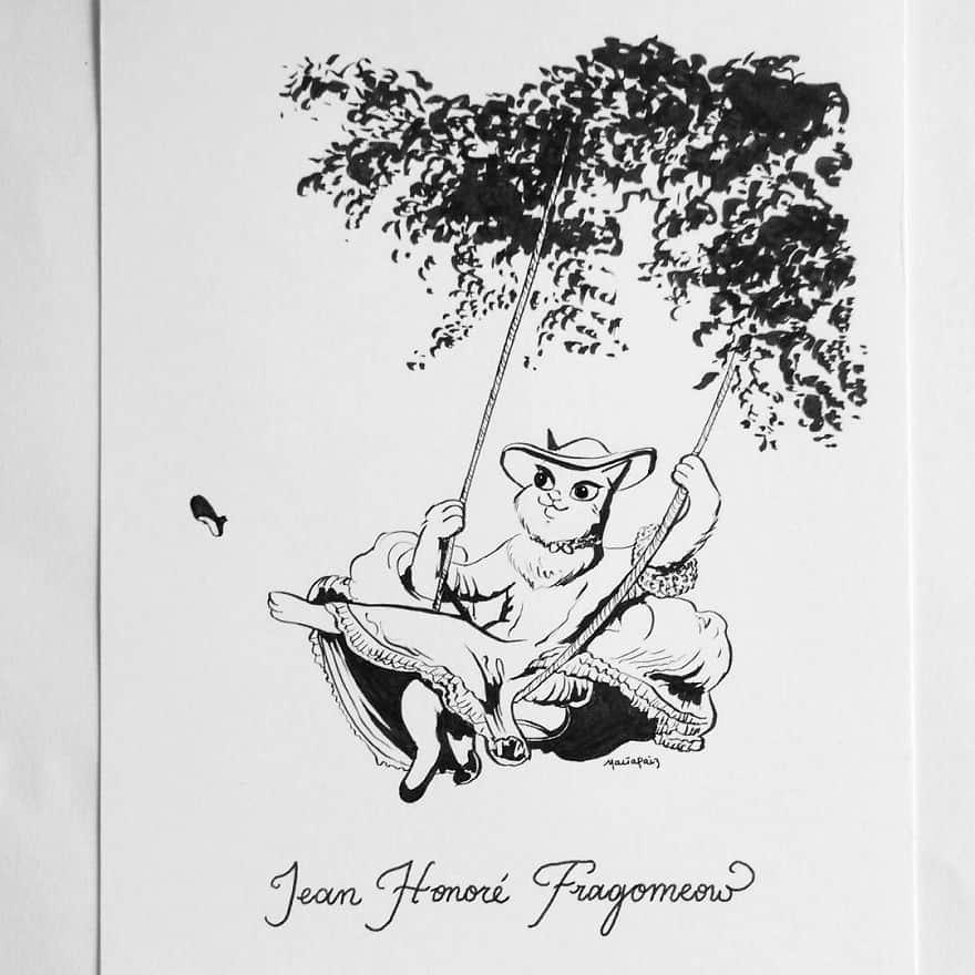 Jean Honoré Fragomeow