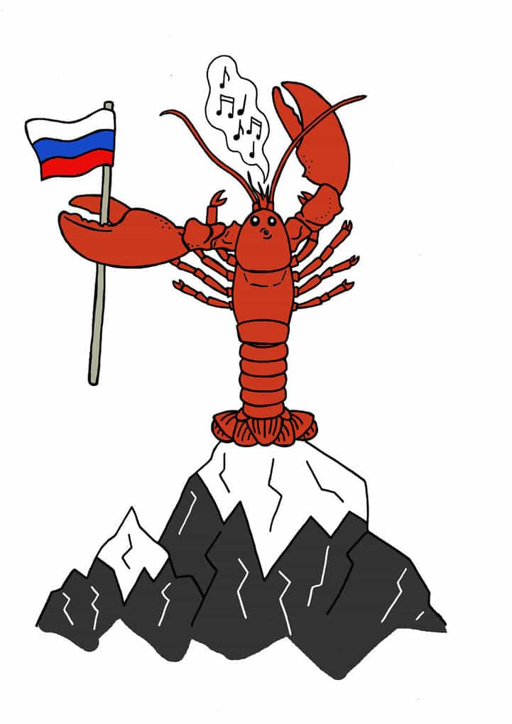 It'll Never Happen – 'A Lobster Whistles On Top Of A Mountain'