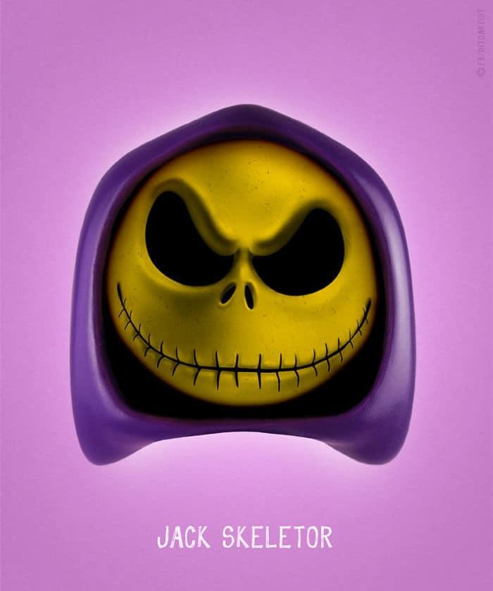 Jack Skeletor