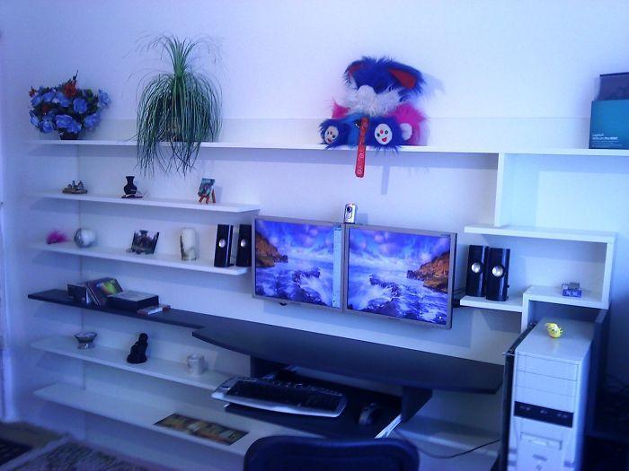 Мой первый пользовательский стол