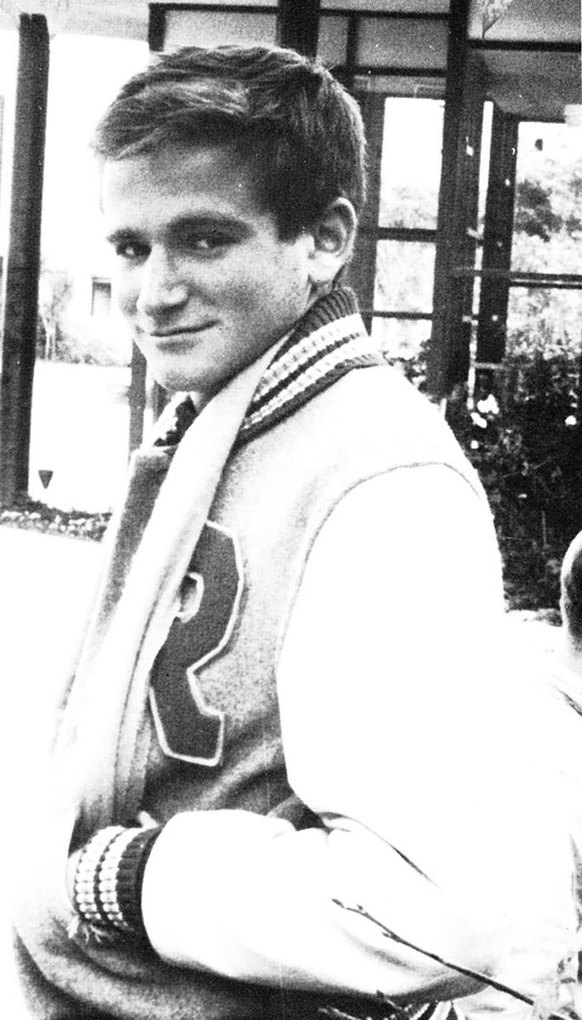 19-Year-Old Robin Williams, 1969