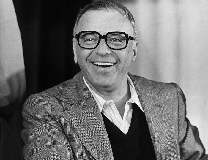 Frank Sinatra, 1980