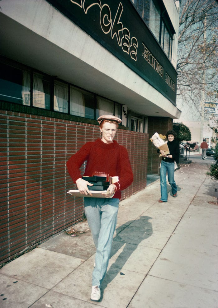 David Bowie, 1975