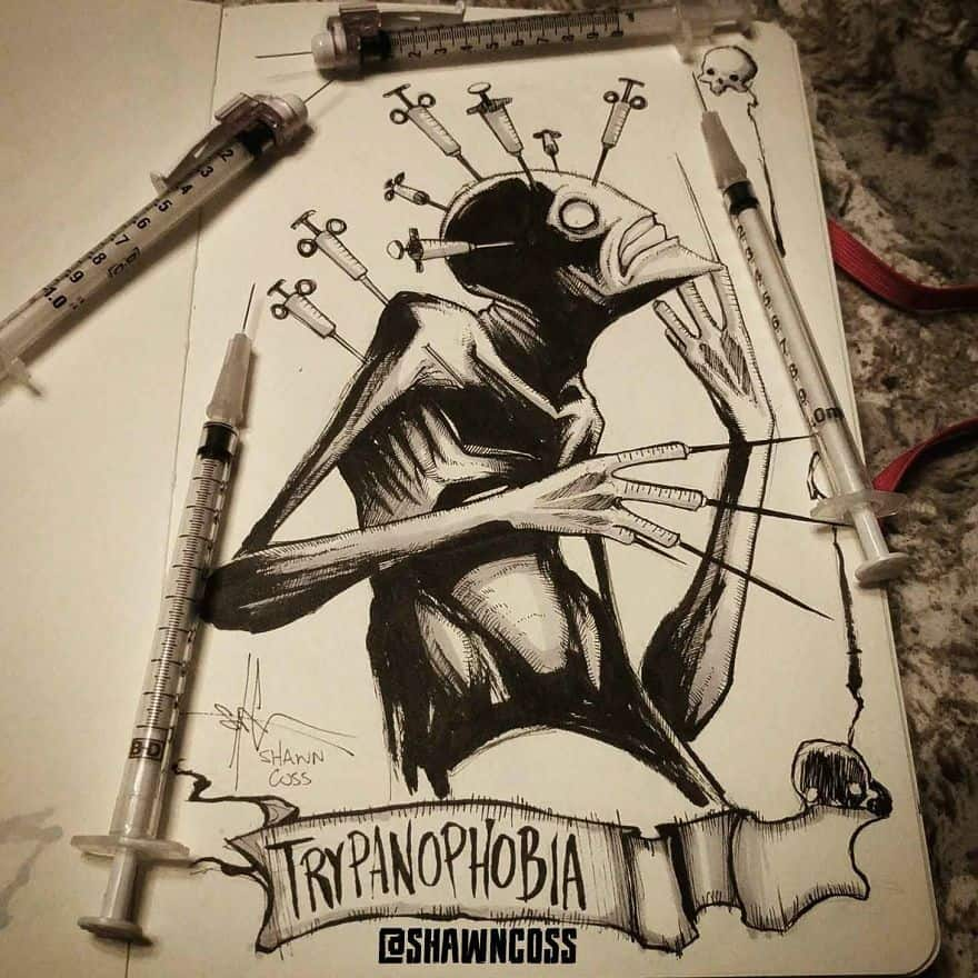 Trypanophobia - The Fear Of Needles