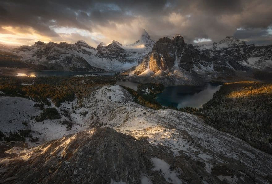 Middle Earth By Enrico Fossati (2nd In The Beauty Of The Nature Category)