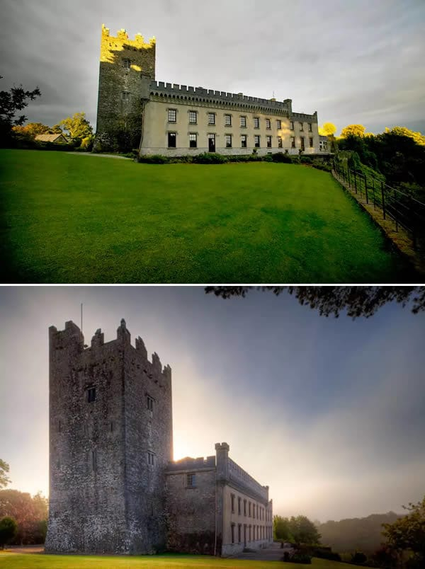 Blackwater Castle (,738per night)