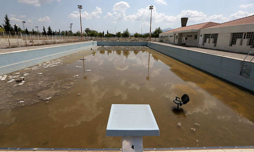 Олимпийская деревня, Афины, 2004 Место проведения летних Олимпийских игр