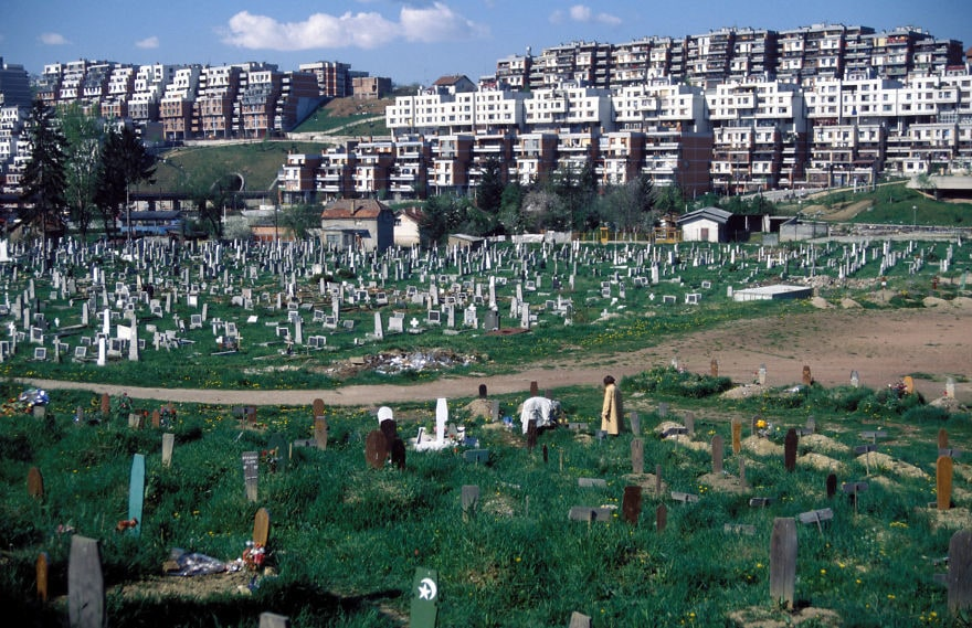 Олимпийский спортивный комплекс, Сараево, 1984 Место проведения зимних Олимпийских игр