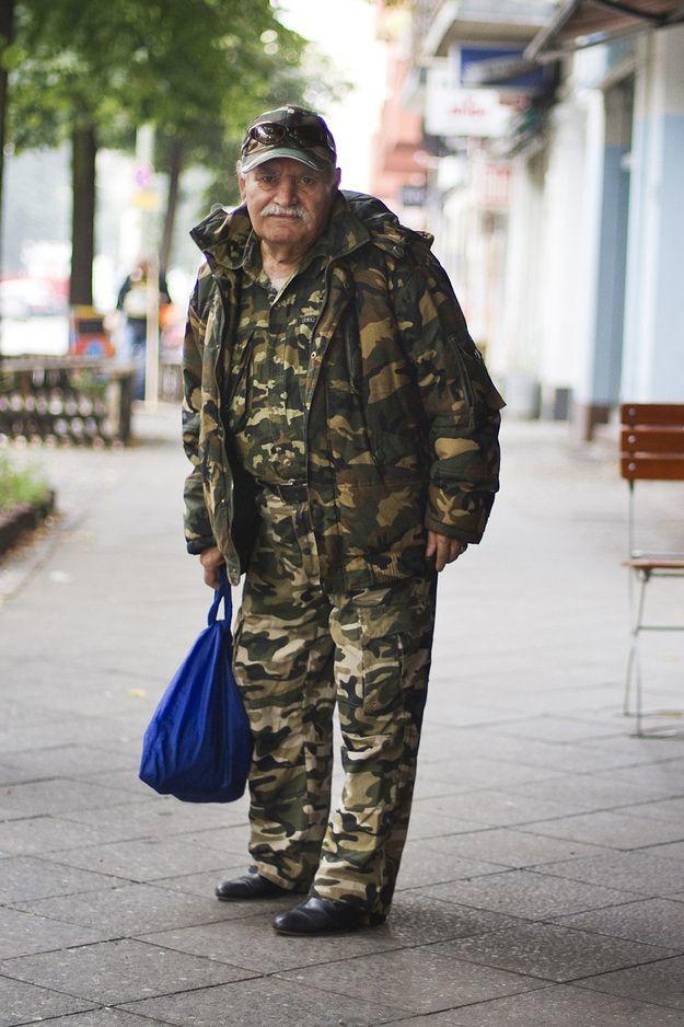 Веселые наряды старичка Али