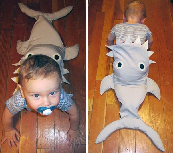 Eaten By A Shark
