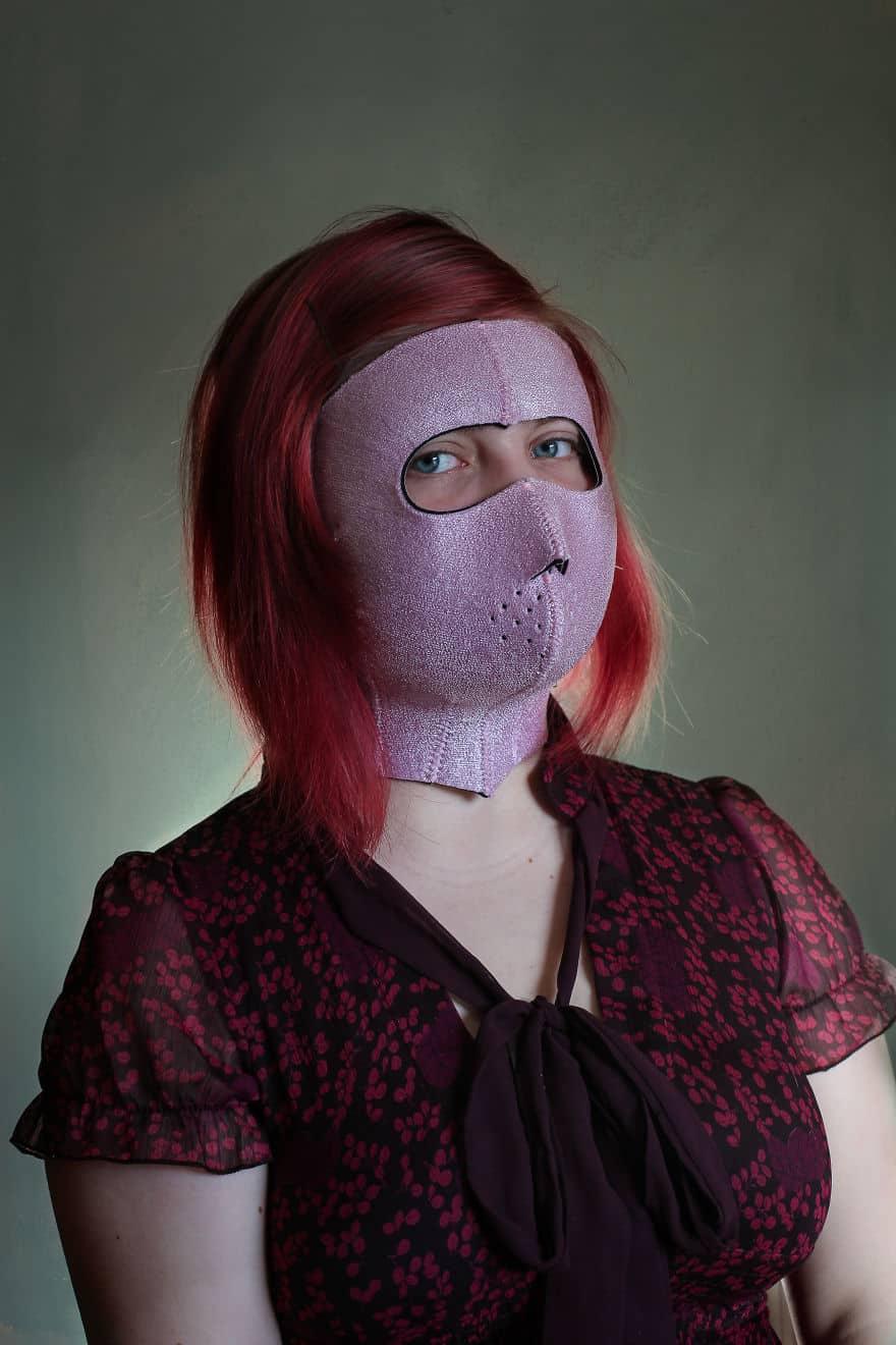 Лицевая маска