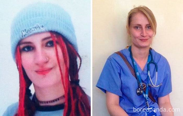 This Woman, Who Was Dropped Out Of School At The Age Of 14, Battled Alcoholism And Depression To Become An A&E Doctor 15 Years Later