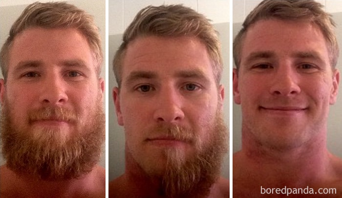 I Decided To Shave My Beard And In Doing So, I Unlocked Instant Baby Face
