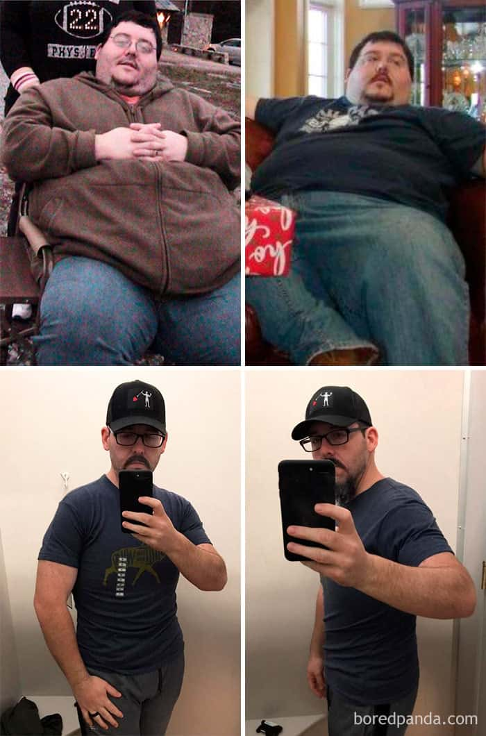 So I Lost 295 Lbs In The Last Decade. Pics Or It Didn