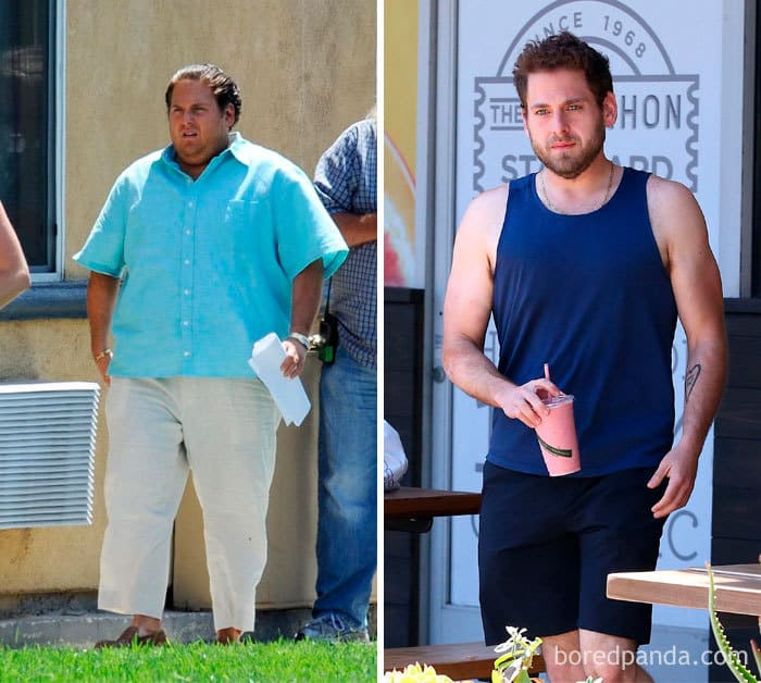 Jonah Hill Is Weight Loss Goals