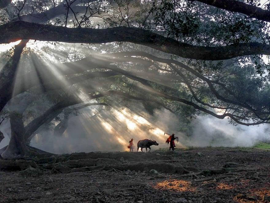 Фугэн Сяо из провинции Гуандун, Китай, 1-е место, путешествия