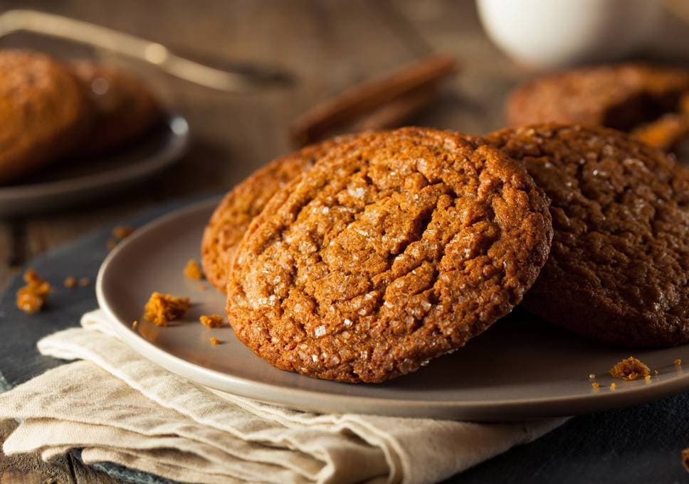 The accused claimed that he planned to replace the biscuits