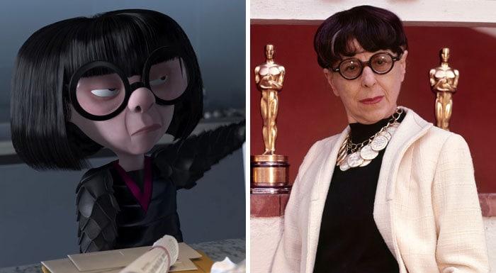Edna Mode (Edith Head)