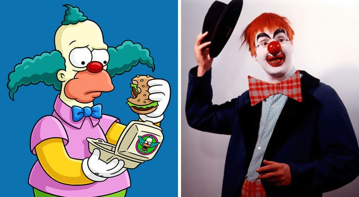 Krusty The Clown (James Allen a.k.a Rusty Nails)