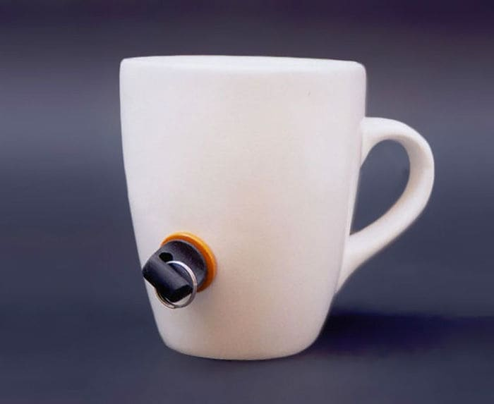 Anti-Thief Mug