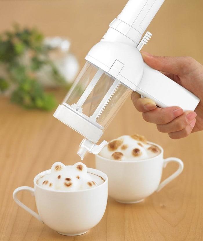 3D Latte Maker
