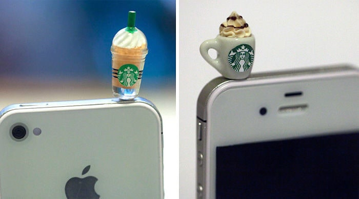 Starbucks Anti-Dust Plug Cap